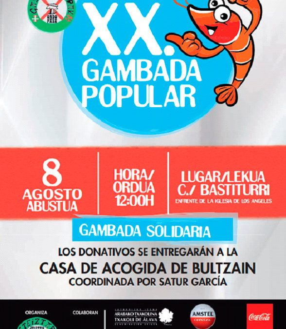 XX. Gambada Solidaria