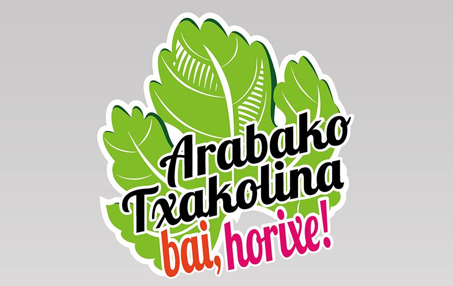 Arabako Txakolina, bai, horixe!