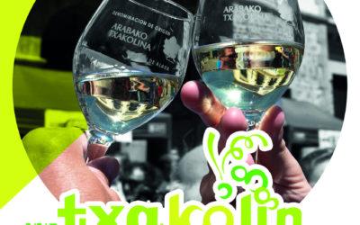 Arabako Txakolin Eguna 2019. 2 de junio en Amurrio.